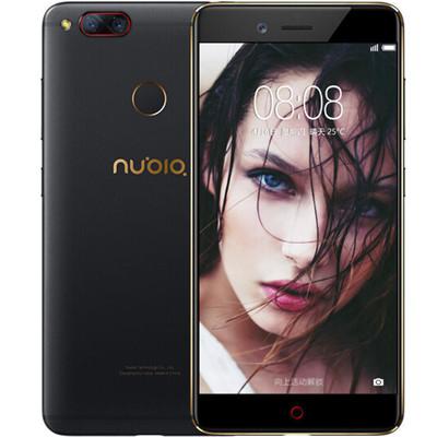 【顺丰包邮】努比亚Z17mini 4+64GB  移动联通电信4G手机 双卡双待