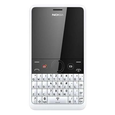 诺基亚(NOKIA) Asha 210 (RM-924) 移动联通2G手机 双卡双待