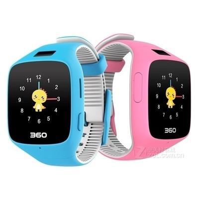 360 巴迪龙儿童手表5C 蓝色