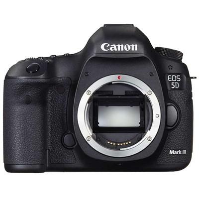 佳能(Canon)5D Mark III 全画幅单反相机 5D Mark3 单机身