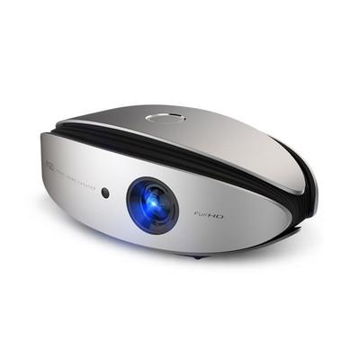 【赠坚果3D眼镜!】JmGO坚果X1智能全高清家用投影机1080P投影仪无屏电视
