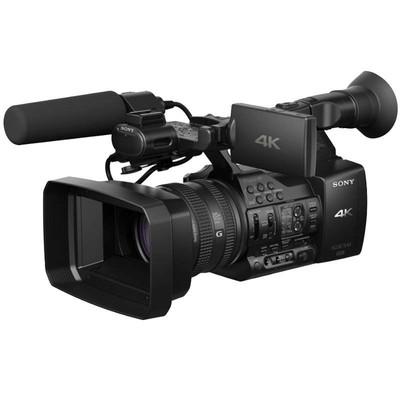 索尼(SONY)PXW-Z100 手持式4K 专业摄像机 摄录一体机 官方标配