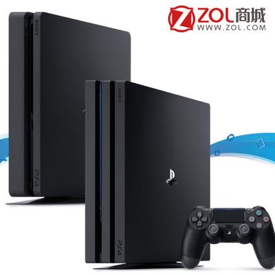 【破解版拷满游戏】索尼 PS4 Slim贺岁珍藏套装(CUHS-P-2007/500GB)
