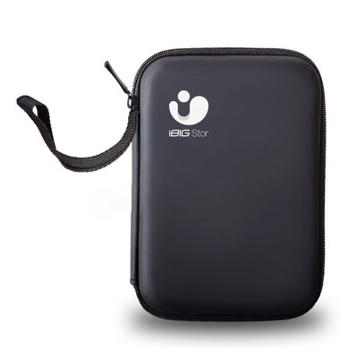 iBIG Stor硬盘包(黑色)2.5英寸