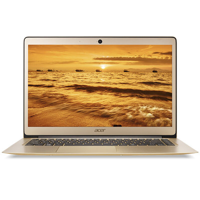 宏碁(acer)蜂鸟SF314-51-51PZ 14英寸全金属轻薄笔记本(i5-7200U 8G 256G SSD IPS全高清 指纹识别 win10 )