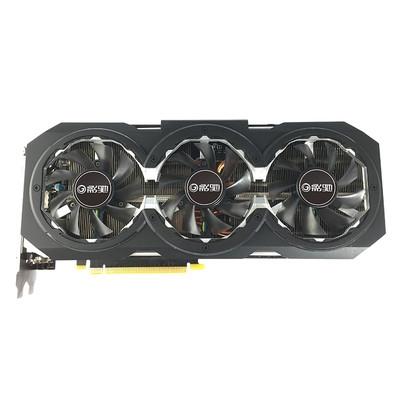 影驰 GTX 1070骨灰大将 1620MHz/8G/256Bit D5 PCI-E显卡