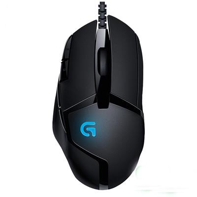 送豪礼 罗技G402 有线游戏鼠标 USB电脑笔记本台式 CSOL竞技编程