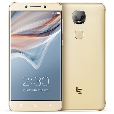 乐视 乐Pro3 双摄AI版(Le X650)4+64GB 移动联通电信4G手机 双卡双待