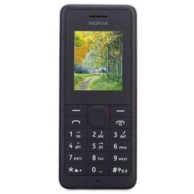 诺基亚(NOKIA) 106 移动联通2G手机