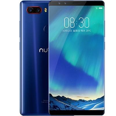 【顺丰包邮】努比亚 Z17S 全面屏 8GB+128GB 全网通 移动联通电信4G
