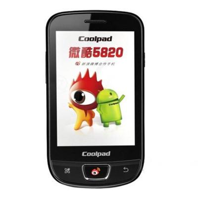 酷派 5820 电信3G手机