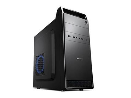甲骨龙 四核心处理器 8G内存 DIY组装办公电脑 台式电脑