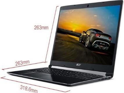 宏基A515游戏笔记本轻薄商务办公15.6英寸i5七代 4G 500+128G高分屏 I5 7200 4G 500G+128SSD 940MX 2G 高分屏幕 黑色
