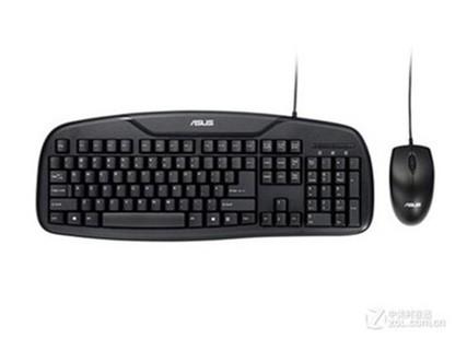 华硕键盘鼠标套装KM-95 PRO 双usb接口,大回车键