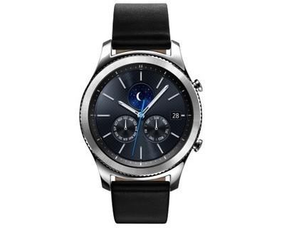 【三星授权专卖 顺丰包邮】三星 Gear S3先锋版 智能手表火热促销中 银色