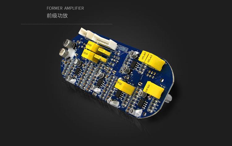 microlab/麦博 x5玄道 多媒体电脑音响 蓝牙hifi木质2.0有源音箱